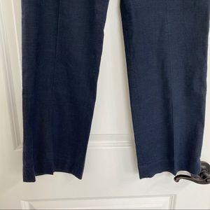 Lauren Ralph Lauren Pants & Jumpsuits - Lauren Ralph Lauren Petite Navy Linen Pants